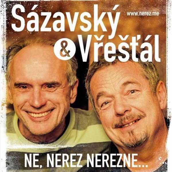 56. MHJ - Skupina Neřež - Sázavský & Vřešťál