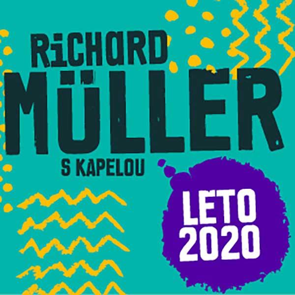 Richard Müller s kapelou | 30.08.2020 - nedeľa Amfiteáter Zlaté Moravce