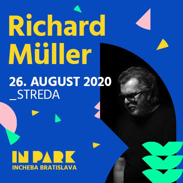 Richard Muller v InParku