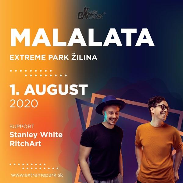 Malalata v eXtreme park Žilina