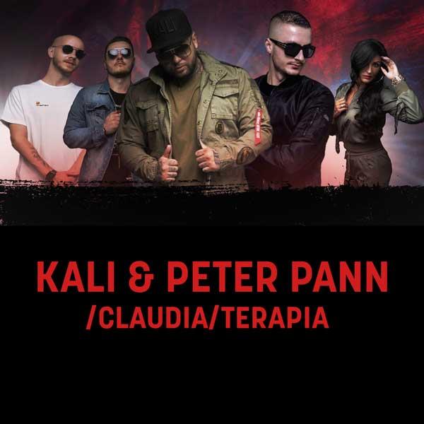 KALI & Peter Pann /Claudia/Terapia/