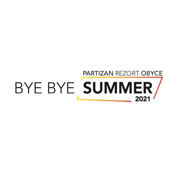 BYE BYE SUMMER- SEPAR OG TOUR - SIMA - JOHNNY BEE | 03.09.2021 - piatok Partizán Rezort, Obyce