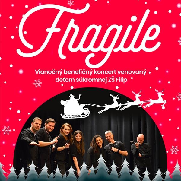 FRAGILE | 03.12.2021 - piatok Kino Scala, Prešov