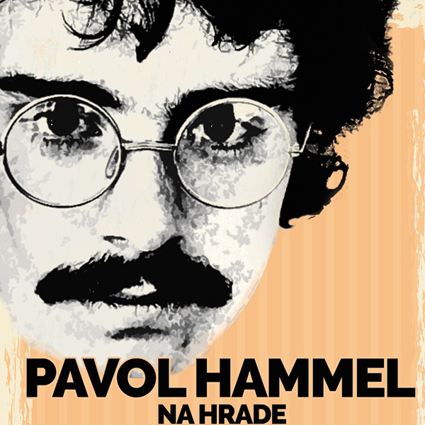 Pavol Hammel na HRADE | 20.08.2021 - piatok Spišský hrad - nádvorie, Spišské Podhradie