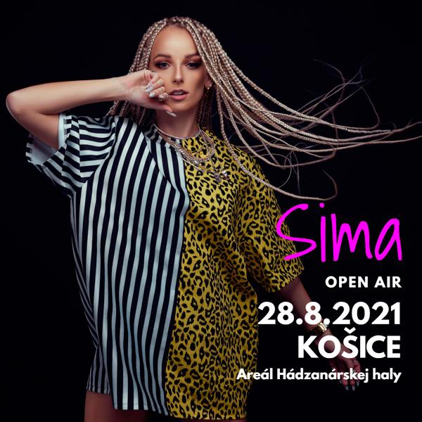 SIMA 2021 KOŠICE Open Air   28.08.2021 - sobota Areál hádzanárskej haly, Alejová 2 (za Hornbachom)