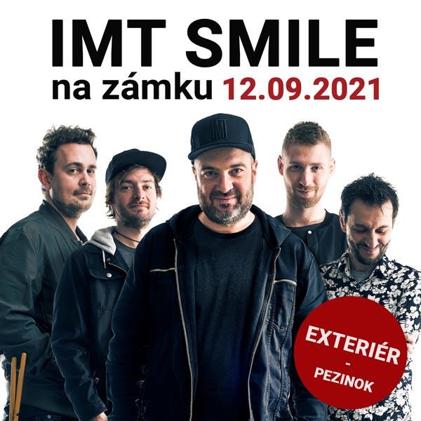 IMT Smile na zámku   12.09.2021 - nedeľa Šimák Zámok Pezinok, Pezinok