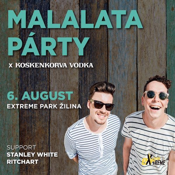Malalata v eXtreme park Žilina | 06.08.2021 - piatok eXtreme Park, Žilina