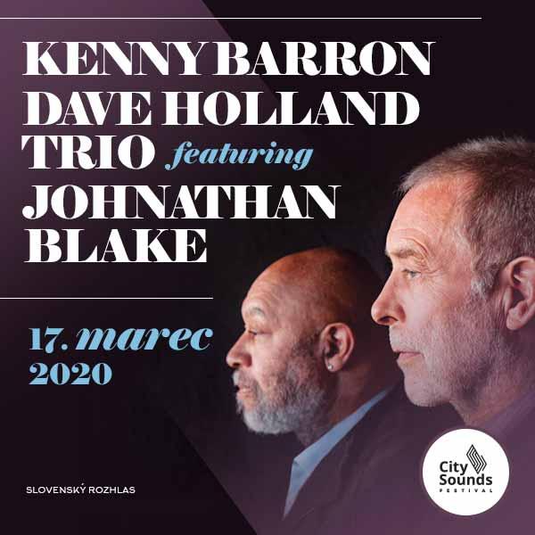 K. BARRON & D. HOLLAND Trio feat. J. BLAKE
