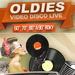Oldies Video Disco live v Calabria Clube