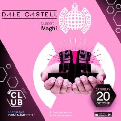 DALE CASTELL Support MAGHI
