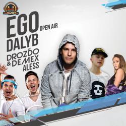 EGO, DALYB, ALESS, Drozďo & Demex -Trenčín