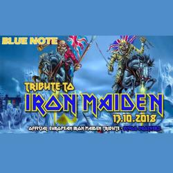 Iron Maiden Tribute band – Blood Brothers /UA/