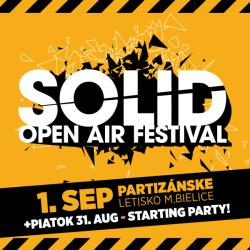 SOLID FESTIVAL 2018