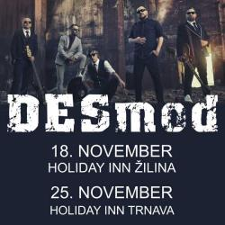 DESMOD – TEATRO SET – Vianočný koncert