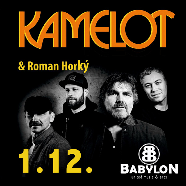 Adventný koncert ROMAN HORKÝ a KAMELOT