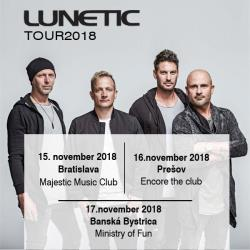 LUNETIC TOUR - 20 ROKOV