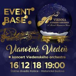 Vianočná Viedeň - koncert Viedenského orchestra