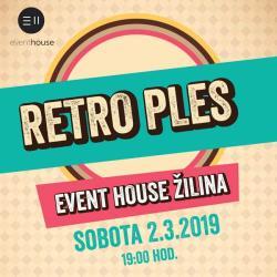Retro Ples Event House Žilina