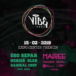 VIBE Fest - EXPO Center Trenčín