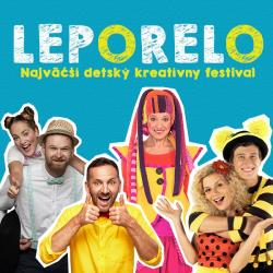 LEPORELO – najväčší detský kreatívny festival