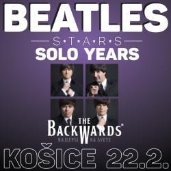 BEATLES STARS - THE BACKWARDS