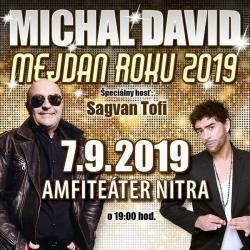 Mejdan Roku 2019 - Michal David