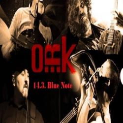 ORK feat Pat Mastelotto (KING CRIMSON)