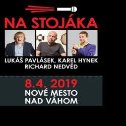 Na Stojáka – stand up comedy show