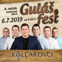Guláš Fest a hlavný hudobný hosť KOLLÁROVCI
