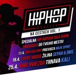 Hip Hop Reality na cestách vol. 1