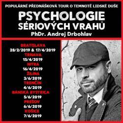 Psychológia sériových vrahov