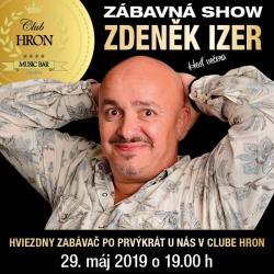 ZDENĚK IZER - Zábavná SHOW