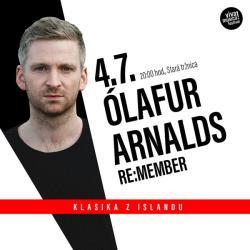 ÓLAFUR ARNALDS: re:member