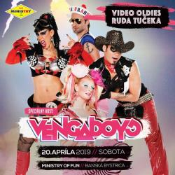 VENGABOYS na VIDEO OLDIES RUDA TUČEKA