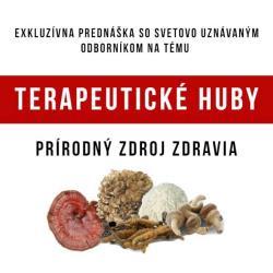 Terapeutické huby – prírodný zdroj zdravia