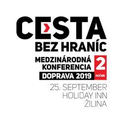 Medzinárodná konferencia DOPRAVA 2019
