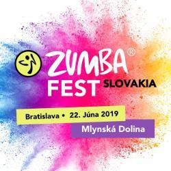Zumba Fest Slovakia