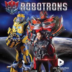 Robotrons - Železní Anjeli Galaxie