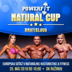 POWERFIT NATURAL CUP