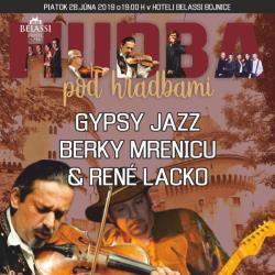 Gypsy jazz Berkyho Mrenicu & René Lacko
