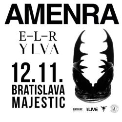 AMENRA  (BEL) + E-L-R  (SWI) + YLVA (AUS)