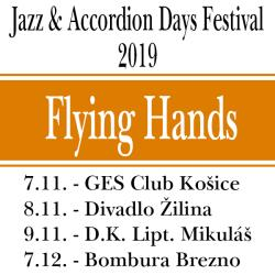 Jazz & Accordion Days Festival 2019