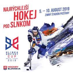 Hlinka Gretzky Memorial cup