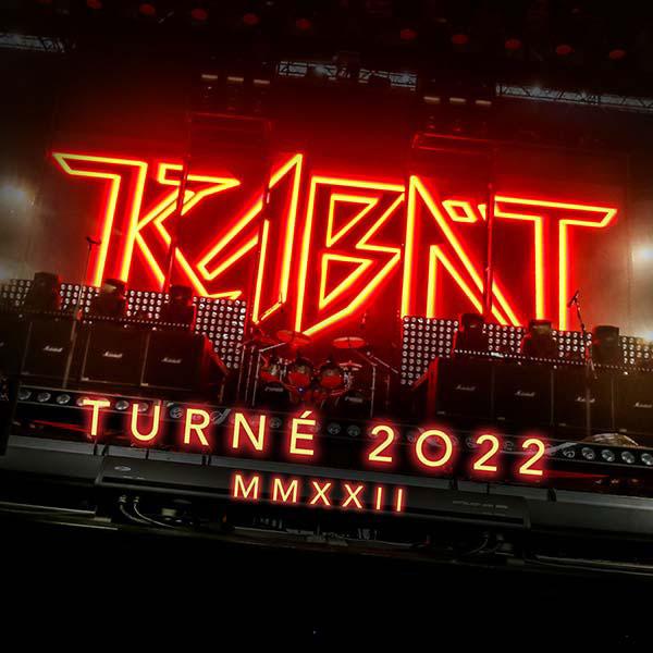 KABÁT TOUR 2022 | 20.10.2022 - štvrtok Zimný štadión Zvolen