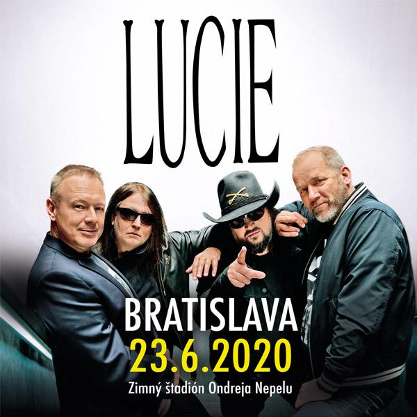 LUCIE 2020 | 23.06.2020 - utorok Zimný štadión Ondreja Nepelu, Bratislava