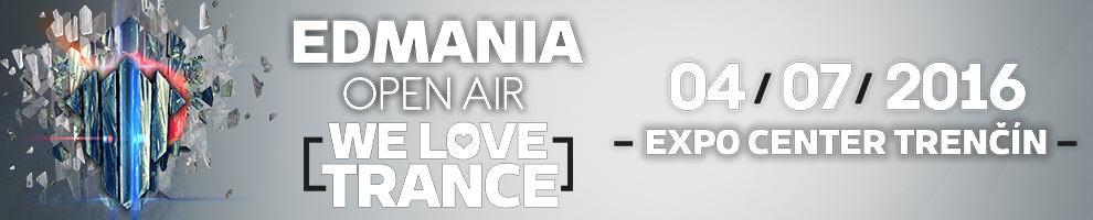 EDMANIA 2016 - WE LOVE TRANCE