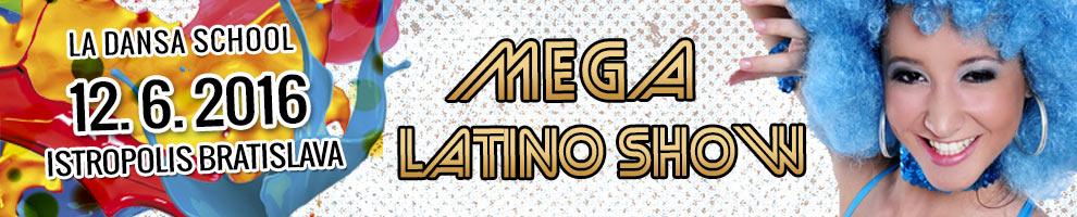 MEGA LATINO SHOW