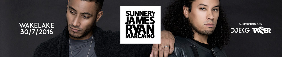 SUNNERY JAMES & RYAN MARCIANO