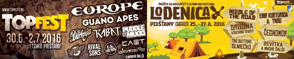 TOPFEST/LODENICA