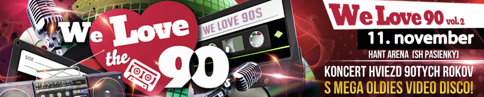 WE LOVE THE 90´S VOL. 2